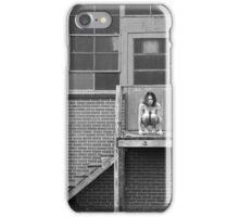 crouching tiger iPhone Case/Skin