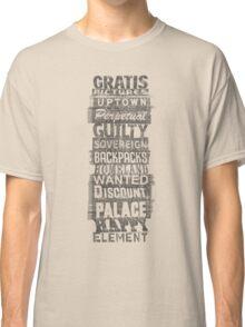 The Broadway Classic T-Shirt