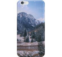 Valley iPhone Case/Skin