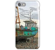 Guernsey Fishing Boat iPhone Case/Skin