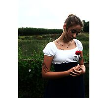 Belle 2 Photographic Print