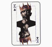Kendrick Lamar - King Kunta Deck by AnnaKruse