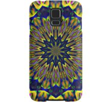 Psychedelic Journey Through Time and Space Samsung Galaxy Case/Skin