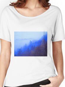 MOUNTAIN MIST Women's Relaxed Fit T-Shirt