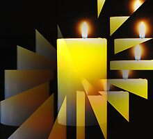 Candle Bright by Christine Lake