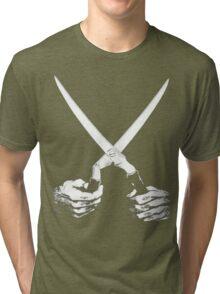 Black Flag - Everything Went Black Tri-blend T-Shirt