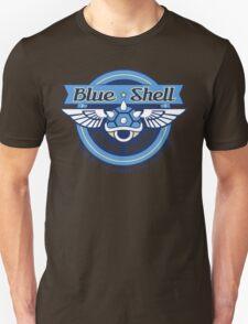 Blue Shell Auto Body Unisex T-Shirt