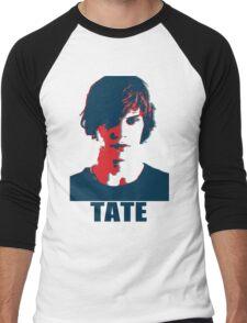 Tate Men's Baseball ¾ T-Shirt
