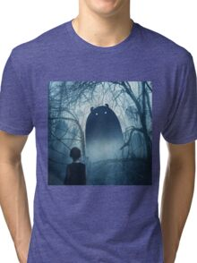 The Story begins Tri-blend T-Shirt