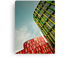 Cologne Oval Offices | 02 Canvas Print