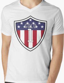 Hope Solo #1 | USWNT Mens V-Neck T-Shirt