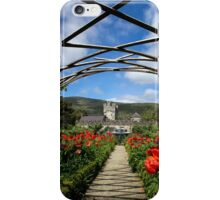 Glenveagh Castle iPhone Case/Skin
