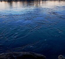 Blue hour swirl by Duncan Cunningham