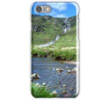 Glenveagh Waterfall iPhone Case/Skin