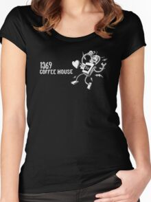 1369 Coffee House Women's Fitted Scoop T-Shirt