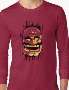 The Grinning Long Sleeve T-Shirt