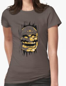 The Grinning Womens Fitted T-Shirt