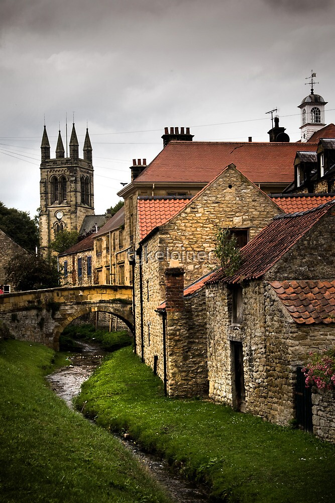 Helmsley by Neil Messenger