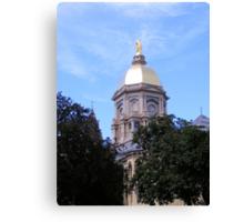 Main Building ~ Notre Dame University Canvas Print