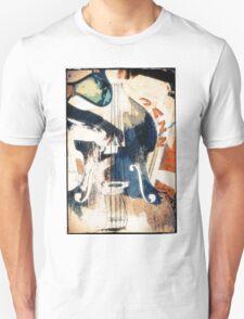 Double bass Jazz Poster Unisex T-Shirt