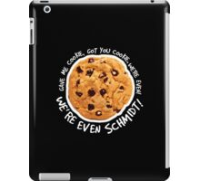 Got you cookie! iPad Case/Skin