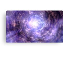 Time Vortex Canvas Print