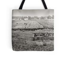 Crop Pickers Tote Bag