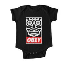 OBEY One Piece - Short Sleeve