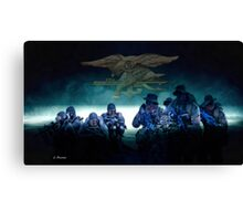 US Navy Seals Canvas Print