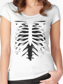 Shadowbones Women's Fitted Scoop T-Shirt