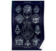A Handbook Of Ornament With Three Hundred Plates Franz Sales Meyer 1896 0425 Metal Objects Door Knocker Inverted Poster