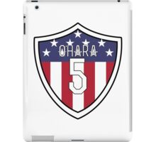 Kelley O'Hara #5 | USWNT iPad Case/Skin