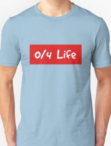 0/4 1D Unisex T-Shirt