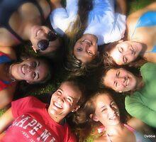 College Bound Girls... by Debbie Robbins