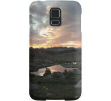 Wind River Range Sunset Samsung Galaxy Case/Skin