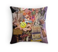 """Shiva the ""NEW AGE....Destroyer""......... Throw Pillow"