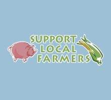 Support Local Farmers by evisionarts