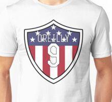 Heather O'Reilly #9 | USWNT Unisex T-Shirt