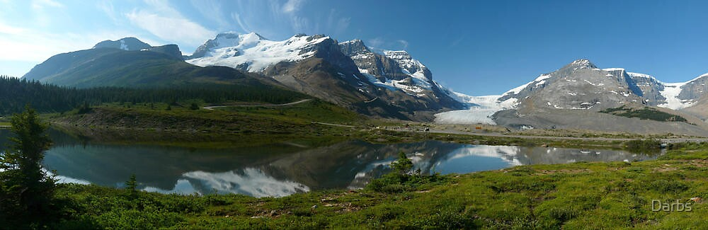 Athabasca...a Gigapan panorama by Darbs