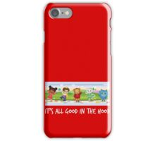 Daniel Tiger in white iPhone Case/Skin