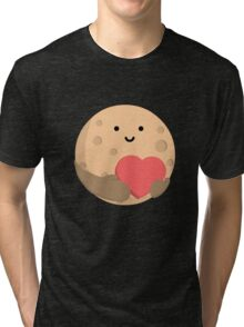 Pluto Loves Everyone Tri-blend T-Shirt