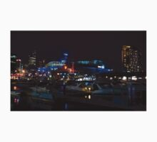 Melbourne at night - Docklands Kids Clothes