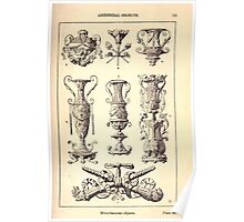 A Handbook Of Ornament With Three Hundred Plates Franz Sales Meyer 1896 0139 Artificial Objects Miscellaneous Poster
