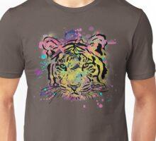 Tiger design art Unisex T-Shirt