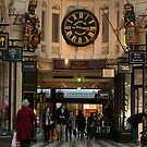 0351 Melbourne City Arcade by DavidsArt
