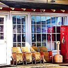 Billy Carter's Service Station by Janie Oliver