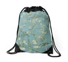Vincent van Gogh - Almond blossom Drawstring Bag