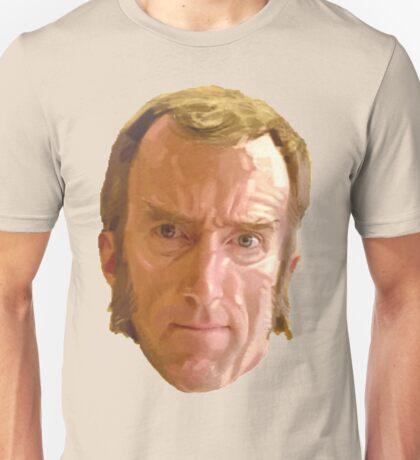Portal 2 - Cave Johnson's Head Unisex T-Shirt