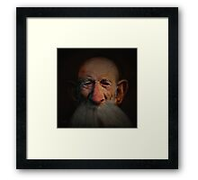 The Gorlock Framed Print
