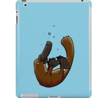 Playful Platypus iPad Case/Skin